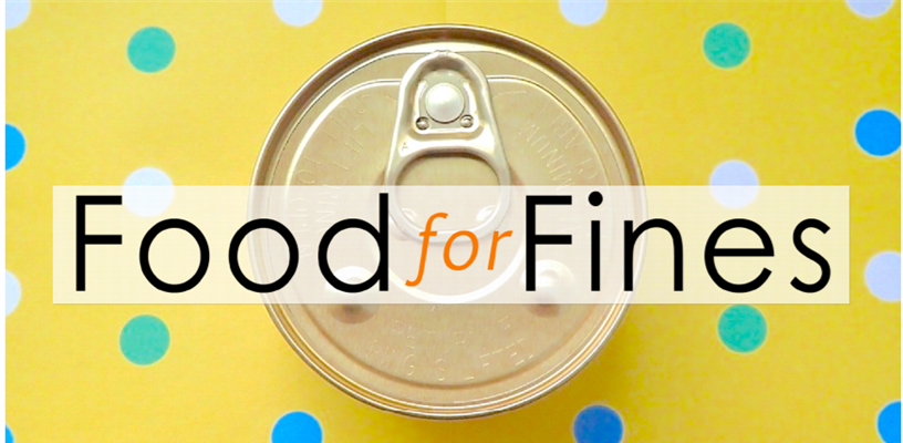Food for Fines logo