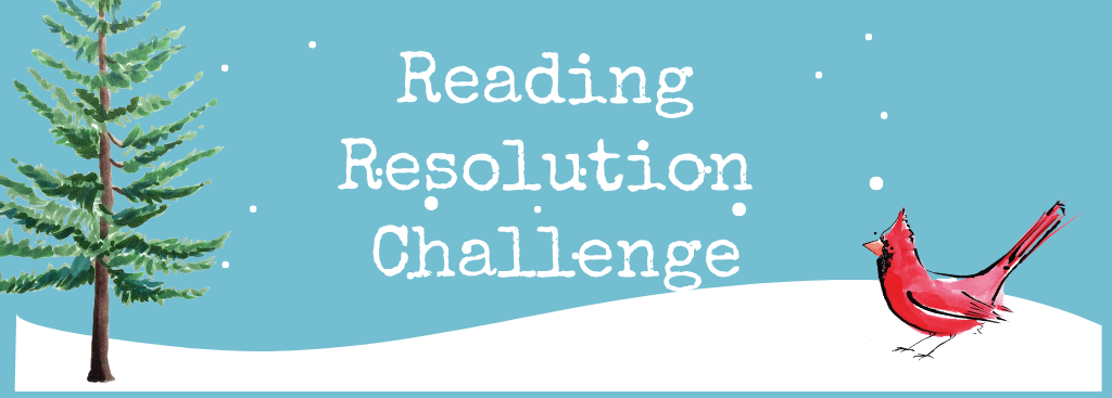 Reading Resolution 2021 Banner