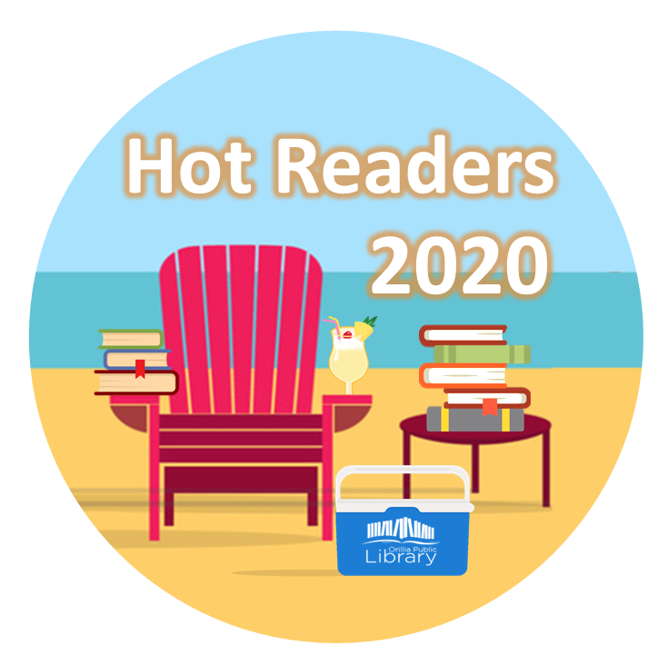 Hot Readers logo